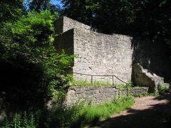 Ruine der Asseburg